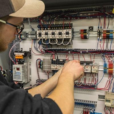 Intervention en sécurité incendie | Electricite