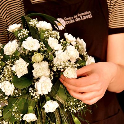 DEP Fleuristerie - Diplôme d'Études Professionnelles