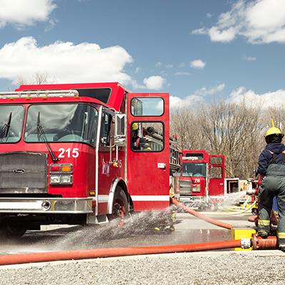 DEP Intervention en sécurité incendie - Diplôme d'Études Professionnelles