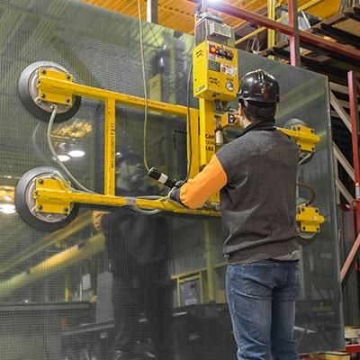 DEP Installation et fabrication de produits verriers - Diplôme d'Études Professionnelles
