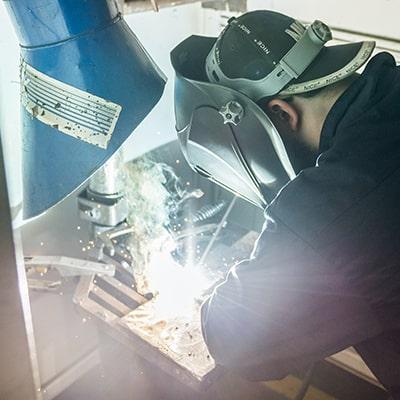 DEP Soudage-montage - Diplôme d'Études Professionnelles