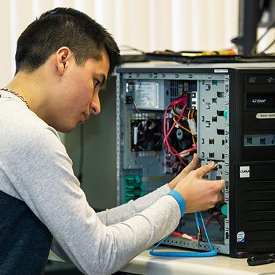 DEP Soutien informatique - Diplôme d'Études Professionnelles
