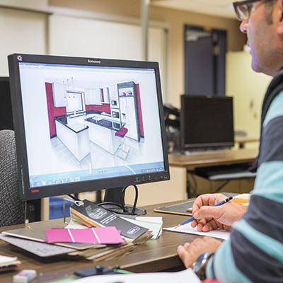 DEP Décoration intérieure et présentation visuelle - Diplôme d'Études Professionnelles