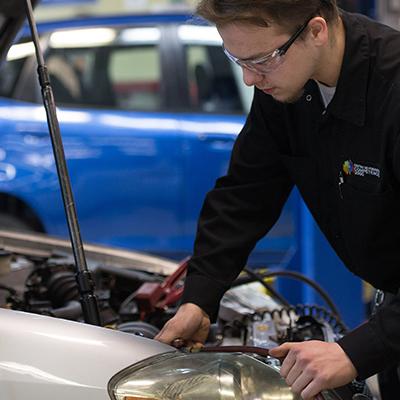 DEP Mécanique automobile - Diplôme d'Études Professionnelles