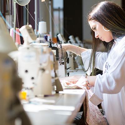 DEP Mode et confection de vêtements sur mesure - Diplôme d'Études Professionnelles