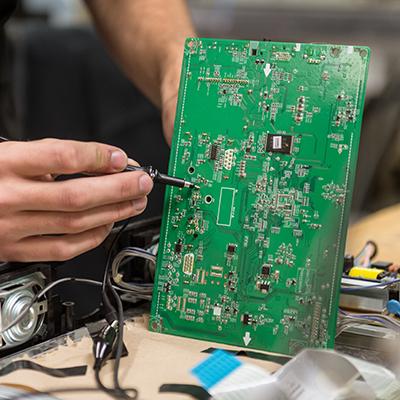 DEP Réparation d'appareils électroniques audio-vidéo - Diplôme d'Études Professionnelles