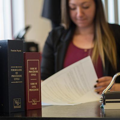 ASP Secrétariat juridique - Attestation de Spécialisation Professionnelle