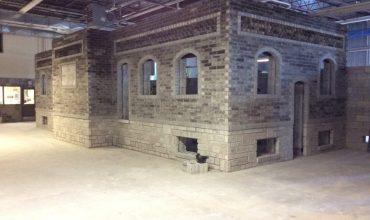 Projet final en Briquetage-maçonnerie