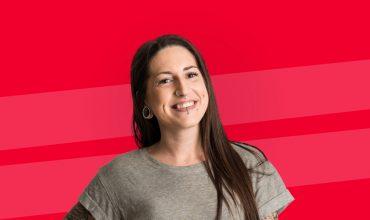 Sarah a fait un DEP en Soudage-montage au Centre de formation en métallurgie de Laval.