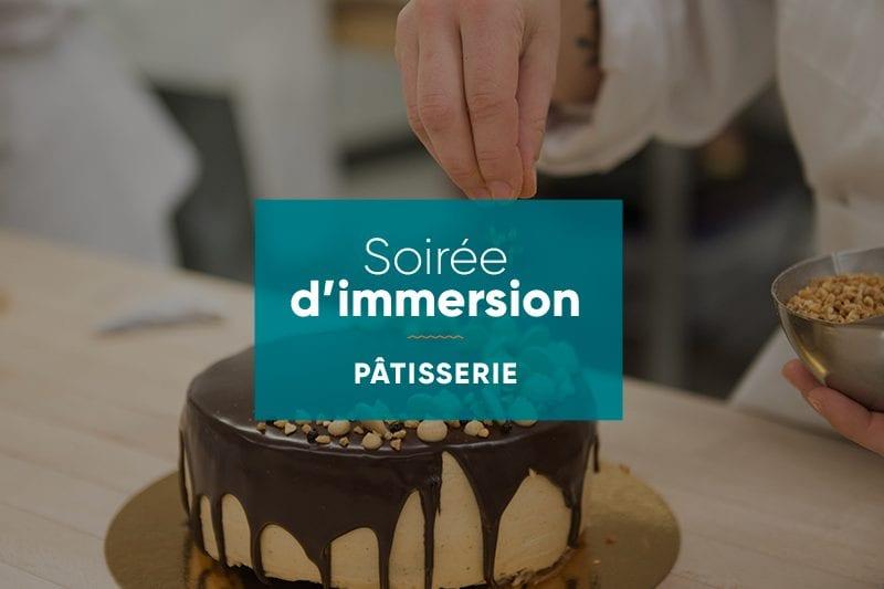 Activités d'immersion Pâtisserie à l'École hôtelière de Laval